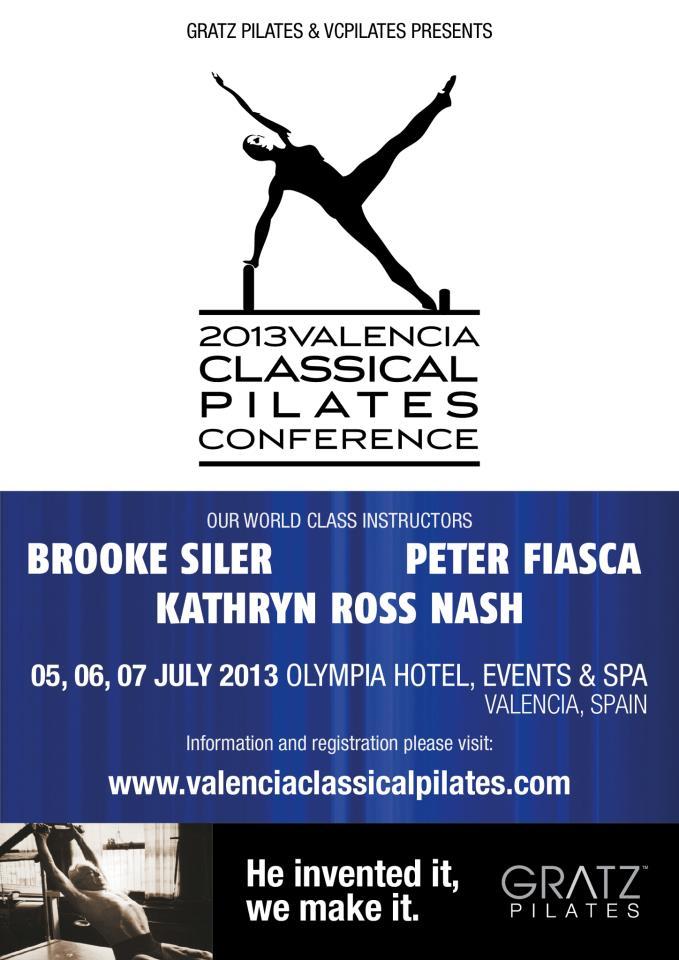 Valencia Classical Pilates 2013