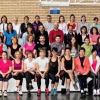 II Campus Pilates Universidad de Zaragoza