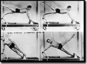 Joseph H. Pilates Reformer