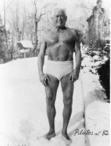 Joseph H. Pilates Central Park