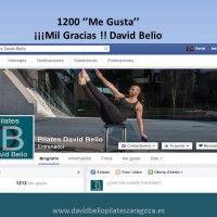 Pilates David Belío en Facebook