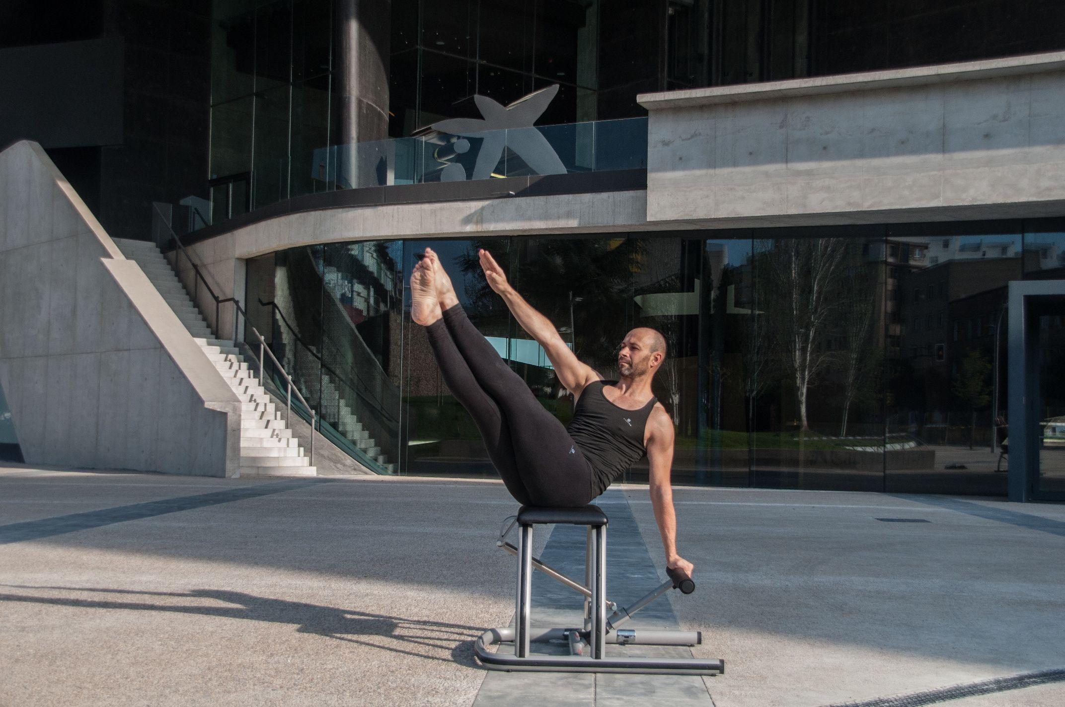Pilates David Belio, clases de Pilates sin riego