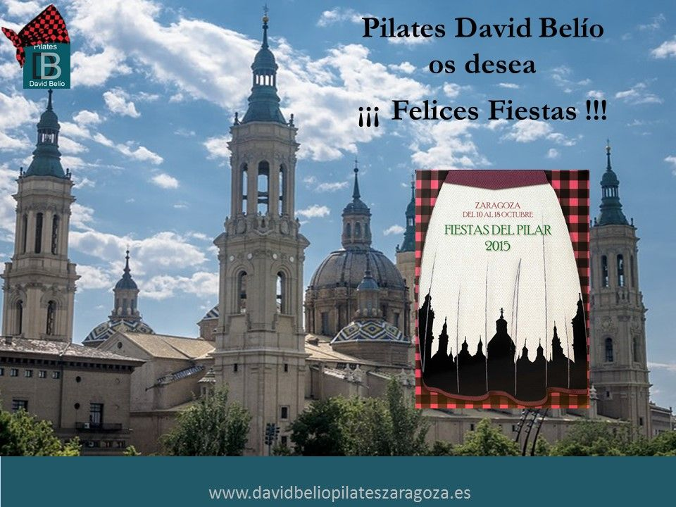 PILATES DAVID BELIO FIESTAS DEL PILAR 2015