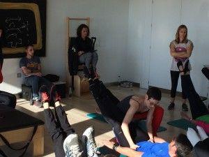 Máquinas de pilates con Shari Berkowitz
