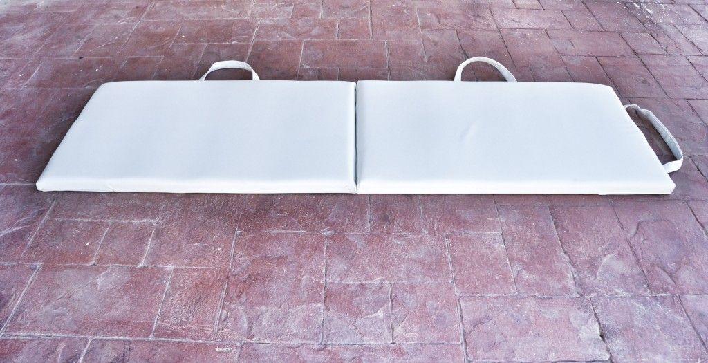 mat ligero Pilates David Belio