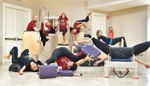 CONFERENCIA CLASSICAL PILATES PISA 2015 BY PILATES DAVID BELIO