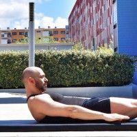 ejercicios de pilates serie
