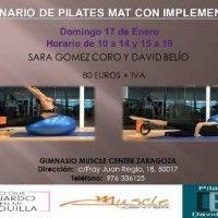 seminario pilates mat implementos