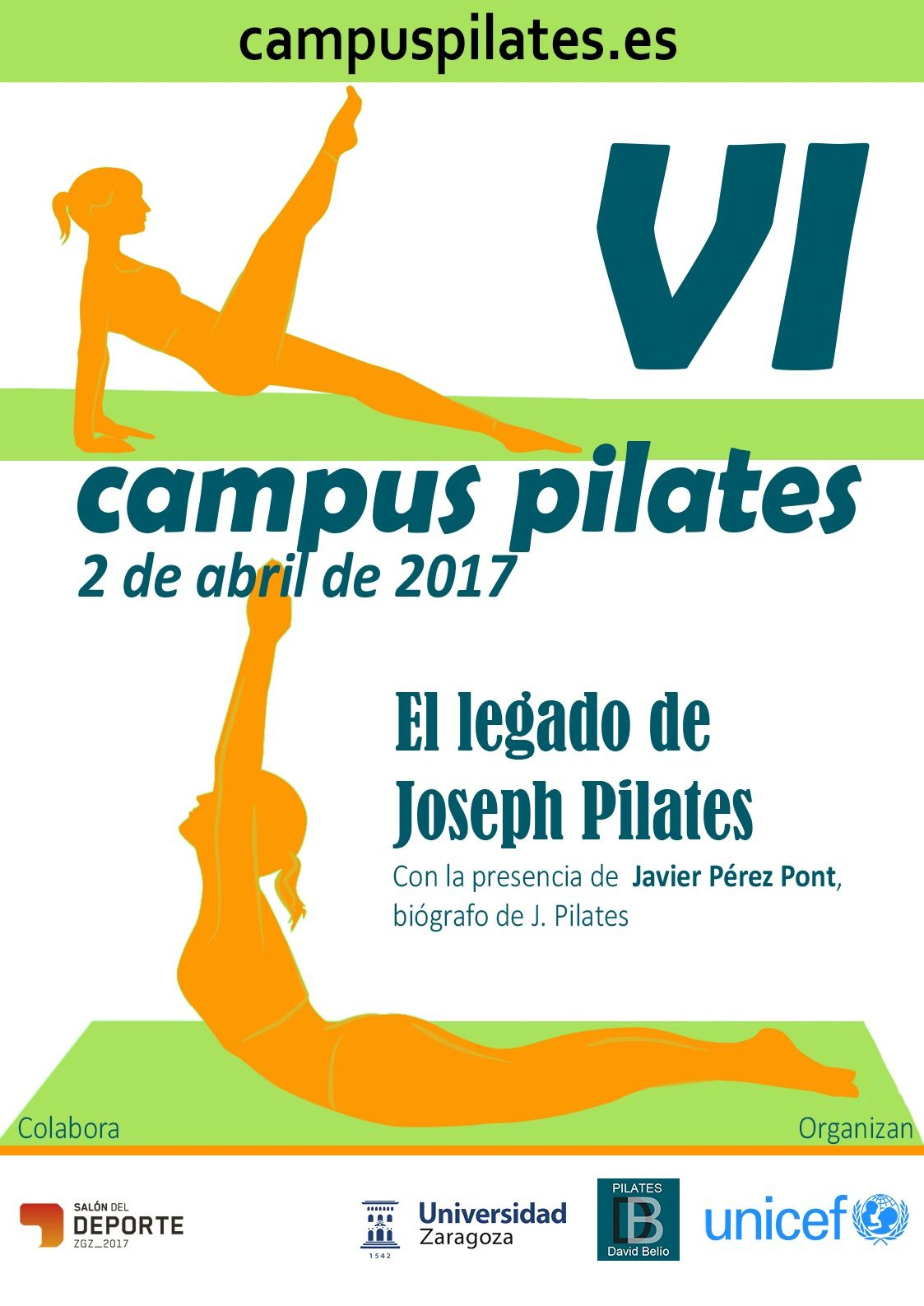 el legado de Joseph Pilates