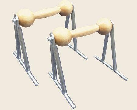 dispositivo para flexiones de pilates