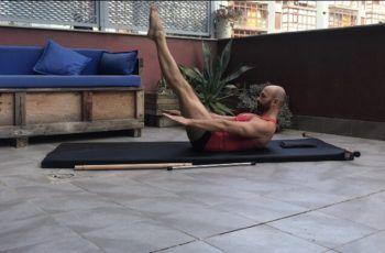 pilates para casa
